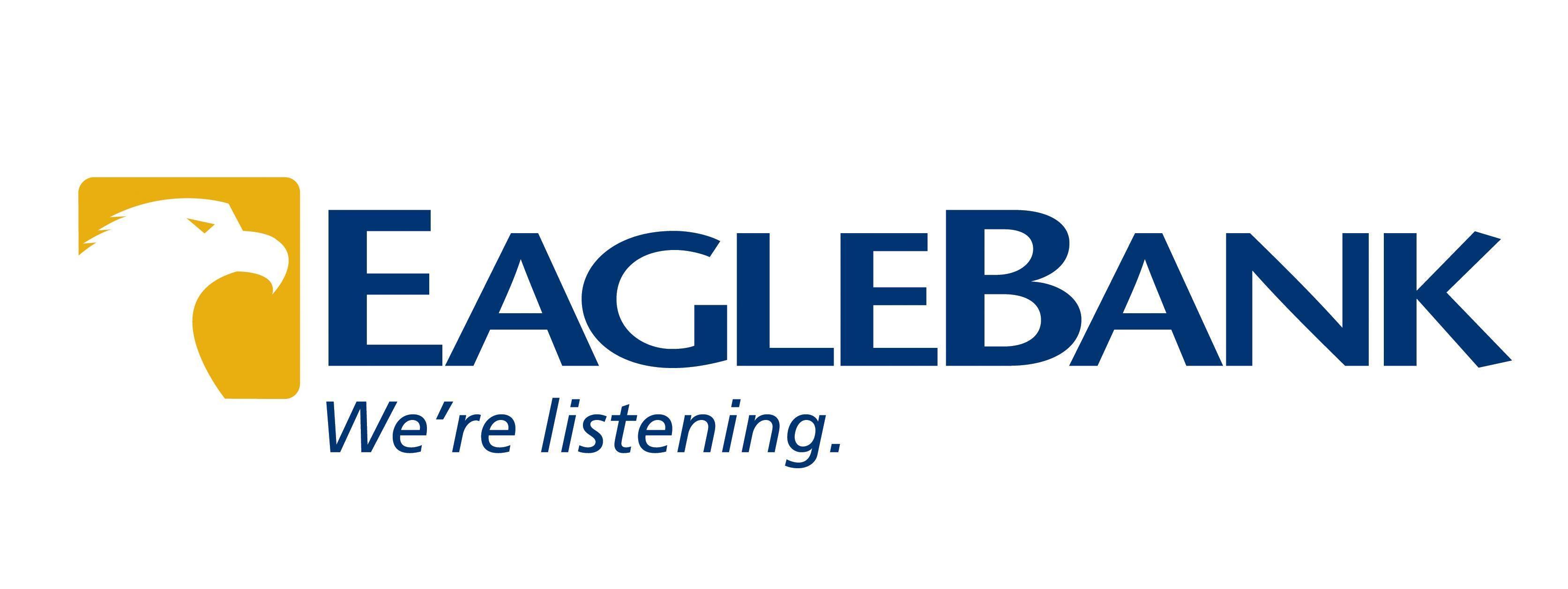 EagleBank Sponsor Logo