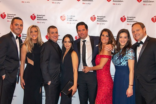 Greater Washington Heart Ball group picture 2