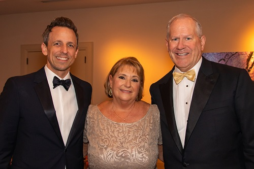 Greater Washington Heart Ball trio picture