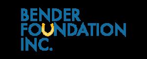 The Bender Foundation Sponsor